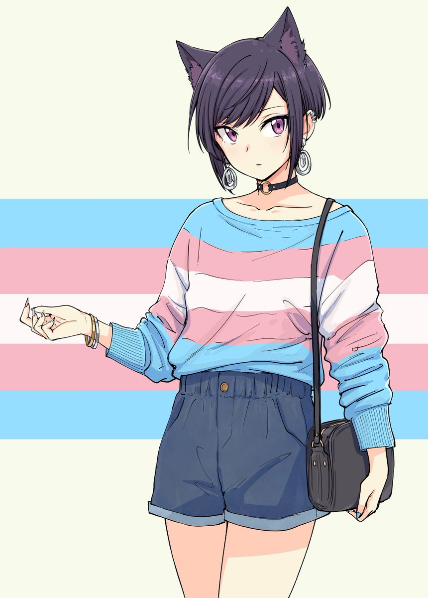 Every Non Binary Trans Anime And Or Manga Character I Could Dredge Up From The Swamp Called The Internet